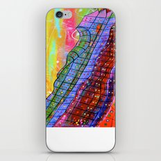 Bright City iPhone & iPod Skin