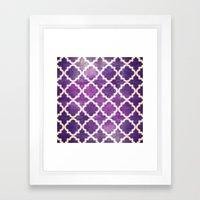 Morocco Framed Art Print
