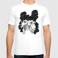 T-shirt featuring Double Dog Dare by Anna Lisa Illustrati…