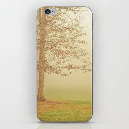 Autumn Whisper iPhone & iPod Skin