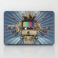 The  Television Will Not… iPad Case