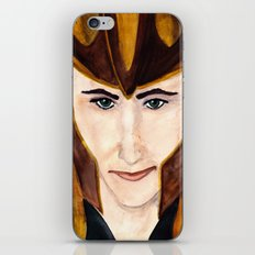 Loki Laufeyson iPhone & iPod Skin