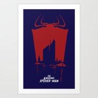 #AmazingSpiderMan Final Poster Art Print