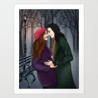 Starlight Art Print