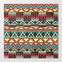 Native. Canvas Print