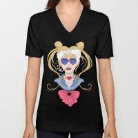 Sailor Moon After the Battle Unisex V-Neck