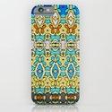 Mix&Match Byzantine Mosaic 02 iPhone & iPod Case