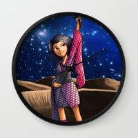 Mercury Princess Wall Clock