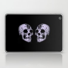 blue print skull Laptop & iPad Skin