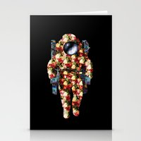 Deep Space Fashion Stationery Cards