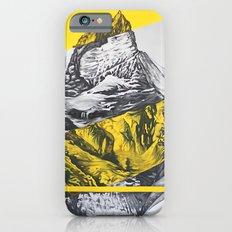 brocken mountain iPhone 6s Slim Case