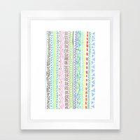 For Andres :3 Framed Art Print