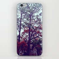 Look Deep Into Nature & … iPhone & iPod Skin