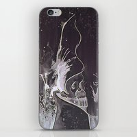Black and White and a Rubin iPhone & iPod Skin