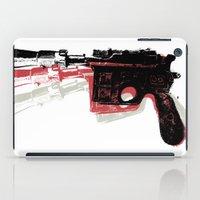 Blaster (Left) iPad Case