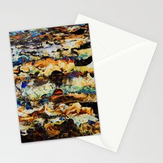 Phase Abstract Stationery Cards