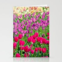 Fields Of Color I, Woodb… Stationery Cards