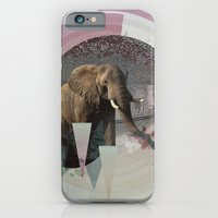 iPhone & iPod Case featuring ELPH // DOWNHILL by lifeinaquietplace