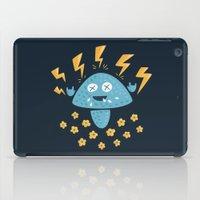Heavy Metal Mushroom iPad Case
