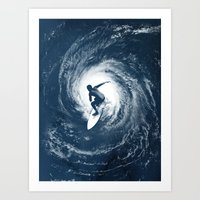 Category 5 Art Print