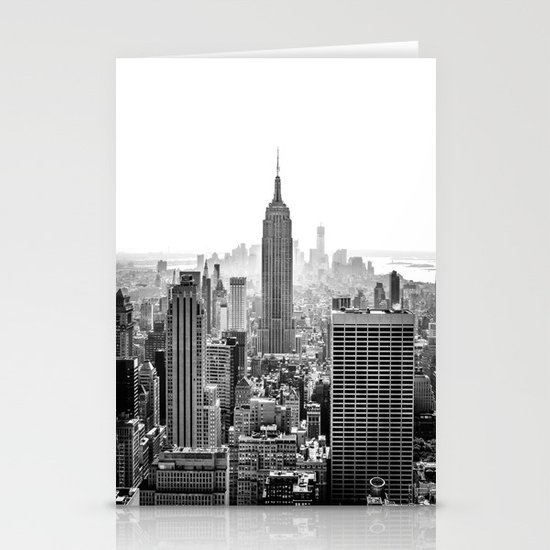 New York City Stationery Card