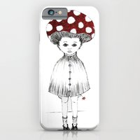 Mushroom Girl iPhone 6 Slim Case