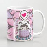 Aiko Cupcake Mug
