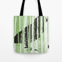 Forrest For The Bird Tote Bag