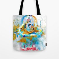 Analogital Tantra - Kund… Tote Bag