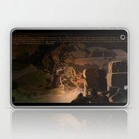 Parasomnia 04  Laptop & iPad Skin