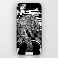 Claw Hole iPhone & iPod Skin