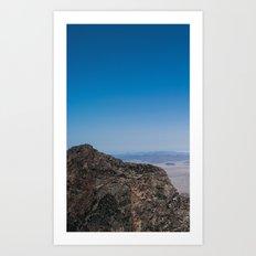 View 1 Art Print