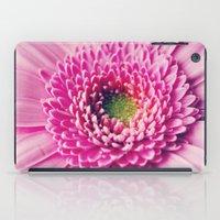 Gerbera Macro iPad Case