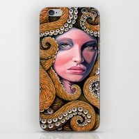 Octopussy iPhone & iPod Skin