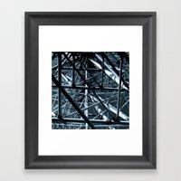 ferris wheel 04 Framed Art Print