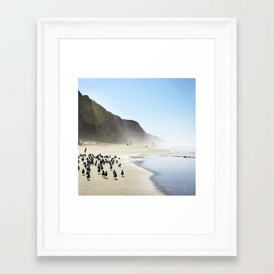 California Dreaming II Framed Art Print