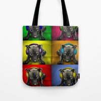 DoG DAzE Tote Bag