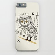 Hypno Owl iPhone 6 Slim Case