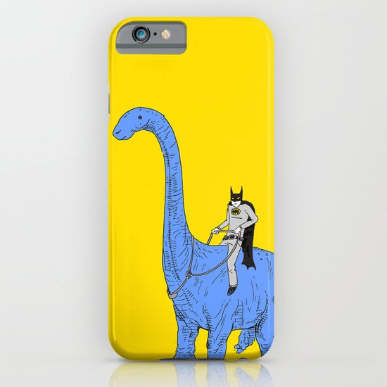 Dinosaur B iPhone & iPod Case