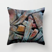Titanic  Throw Pillow