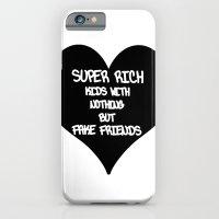 super rich kids iPhone 6 Slim Case