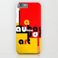 iPhone & iPod Case featuring Bauhaus Lamp by Simona Susnea