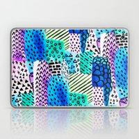 Colorful Watercolor Bloc… Laptop & iPad Skin