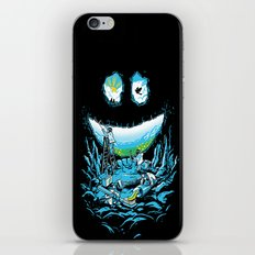 Cave-ities iPhone & iPod Skin