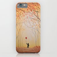 iPhone & iPod Case featuring Letting Go by Amy Giacomelli