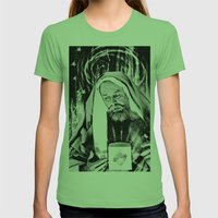 vaso Womens Fitted Tee Grass SMALL