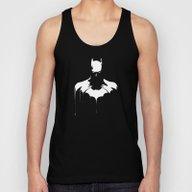 The Bat Unisex Tank Top