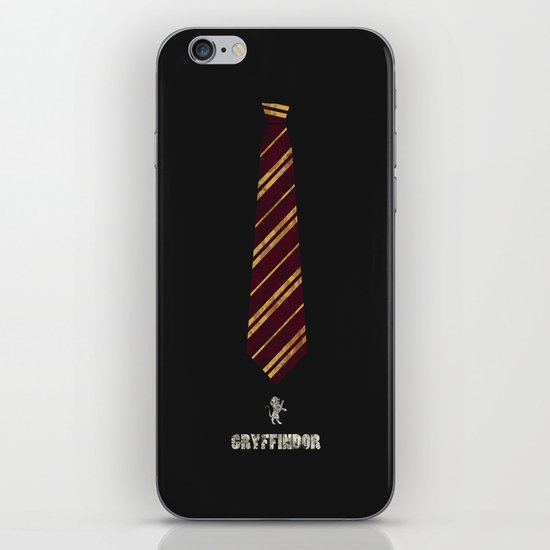Gryffindor iPhone & iPod Skin