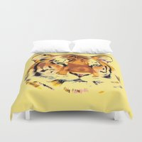 My Tiger Duvet Cover