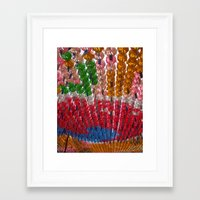 Jogyesa Temple Framed Art Print